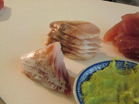 Sushis chez moi–Karasuyama et Mizutani