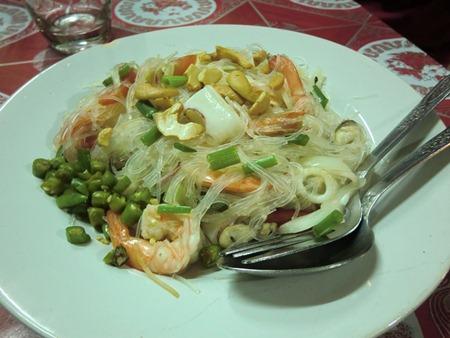 Meilleur resto de Koh Phangan–Tayou?