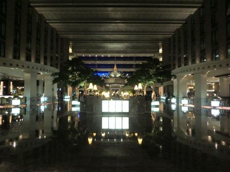 Sushis au Novotel Suvarnabhumi Airport Hotel–Bangkok