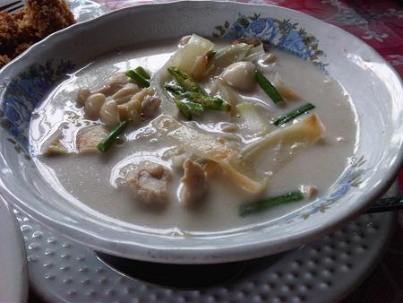 Dernier repas chez Tayou–Ko Phangan Thaïlande