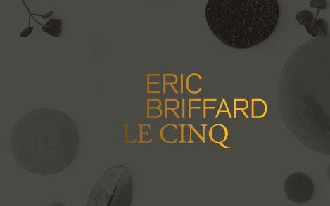 Enfin sorti! Presque…Eric Briffard–Le Cinq