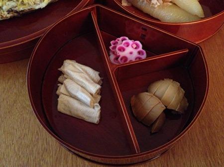 Nouvel an japonais Osechi