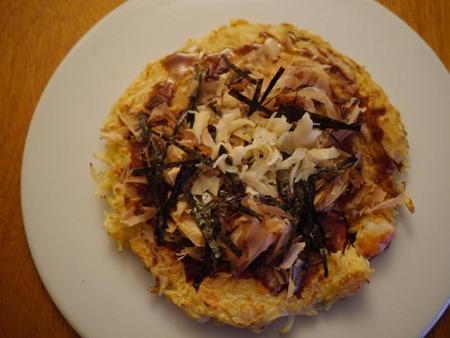 Recette d'okonomiyaki à ma façon