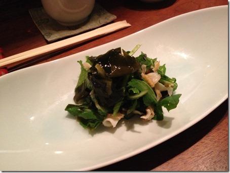 Salades d'algues et 2 recettes de 2 copines !
