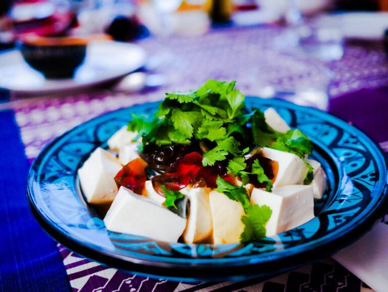 tofu oeufs cent ans