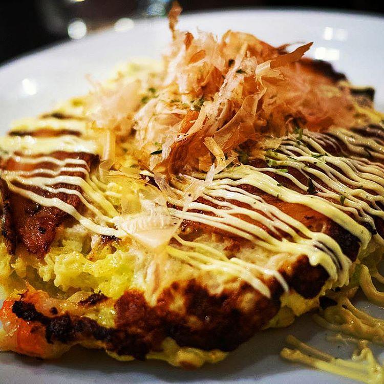 Cest vexant mais les okonomiyaki de Hiroko sont meilleurs quehellip