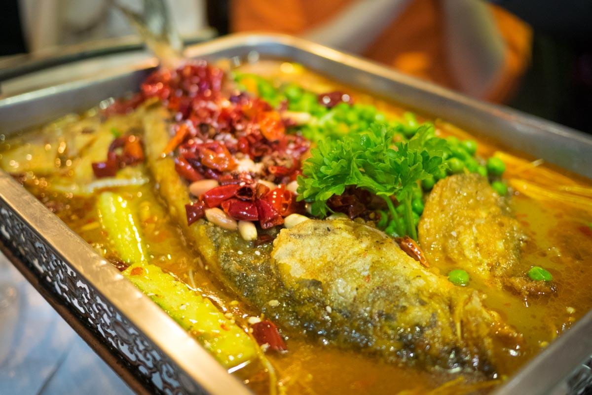 Chinese Food Week à Paris