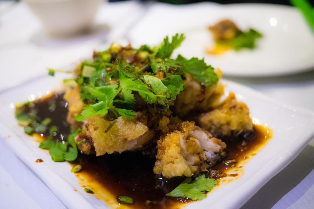 Le bon petit plat du Pho Tai Tai