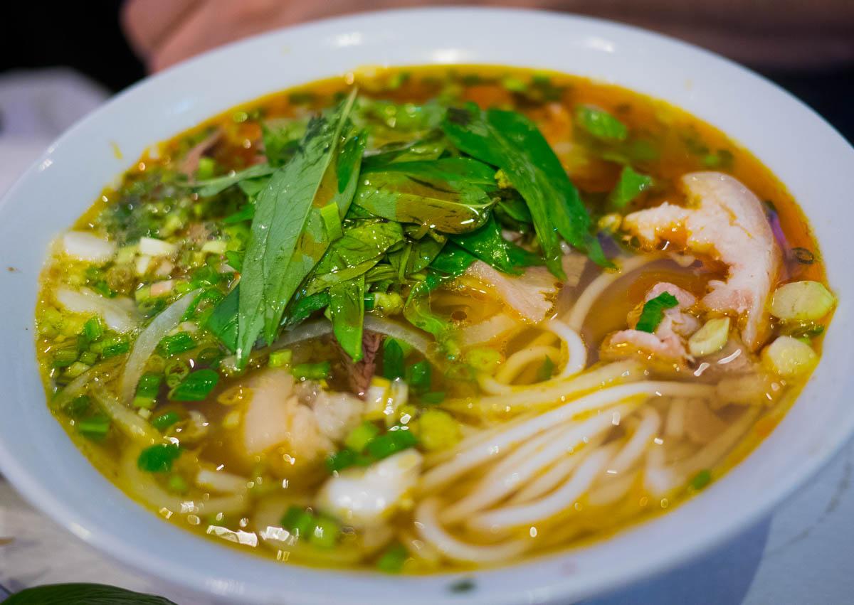 Le bon petit plat du Saigon Moi