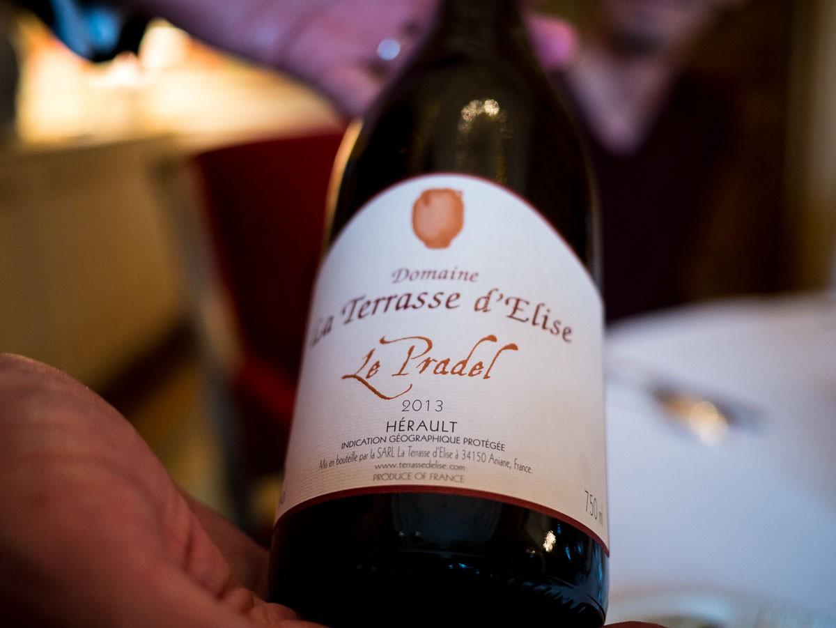 Très joli vin en toute simplicité. Excellent choix.