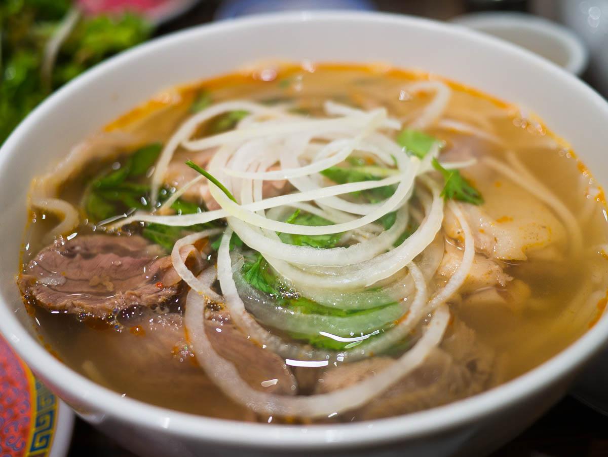 Le bon petit plat du Ngoc Xuyen Saigon