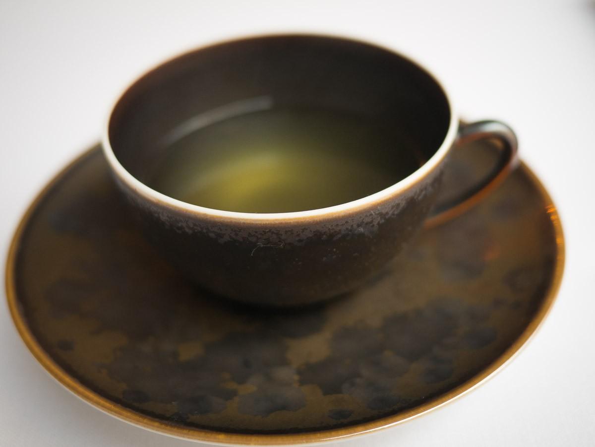 Ma tasse de Sencha.