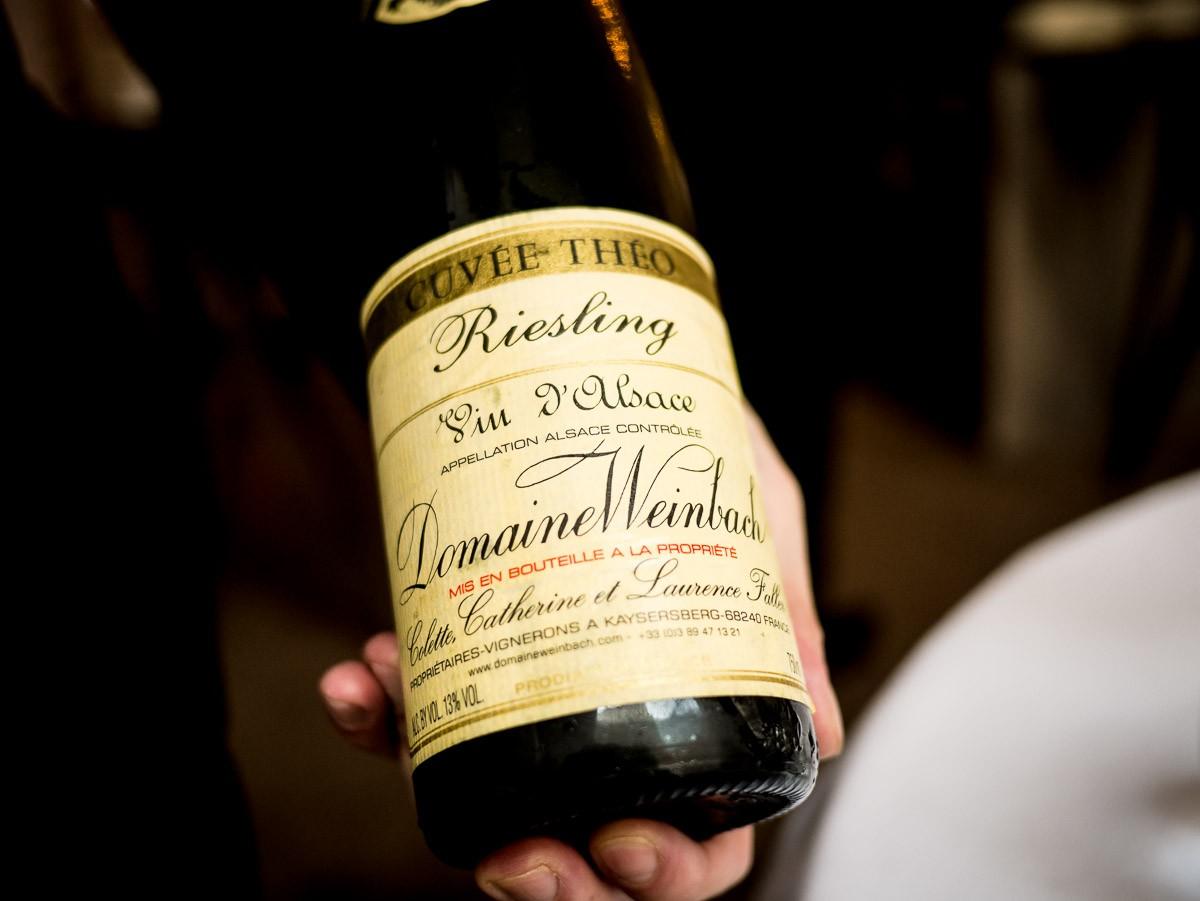 J'adore ce vin.
