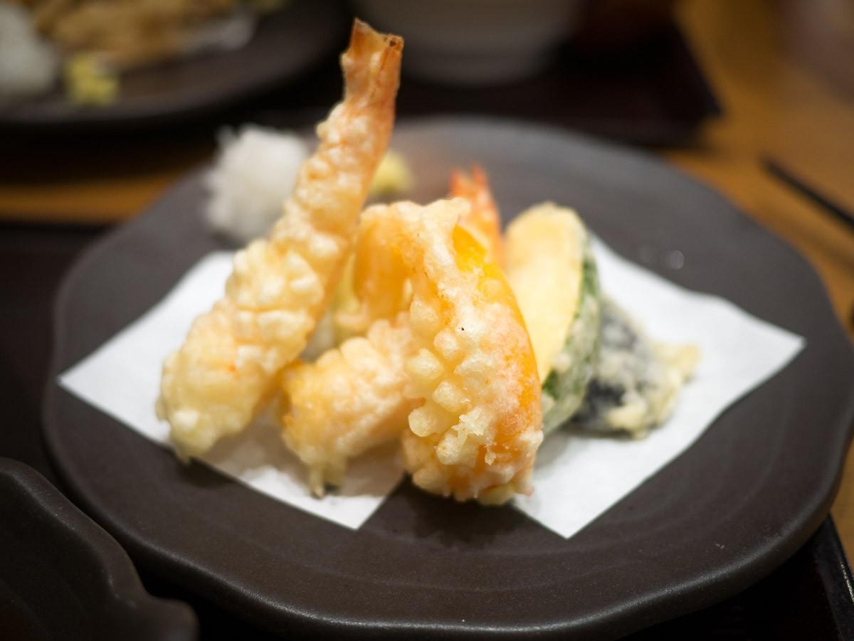 Mon tempura.