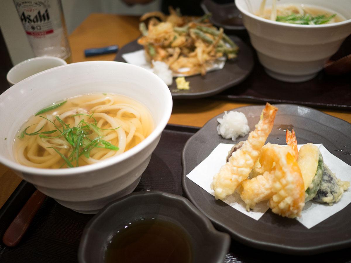 Kisin – udon tout frais