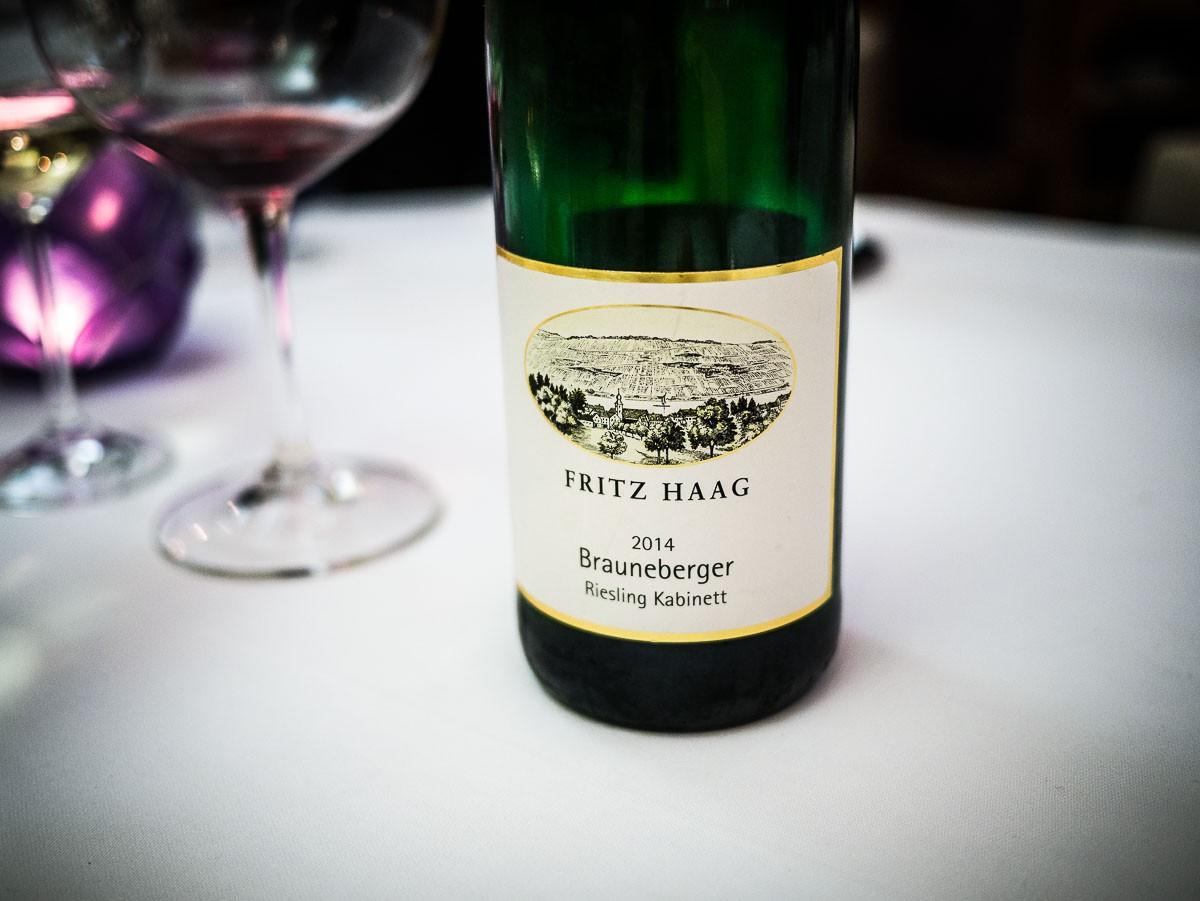 Dernier vin blanc