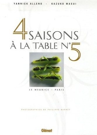 4 saisons à la table 5