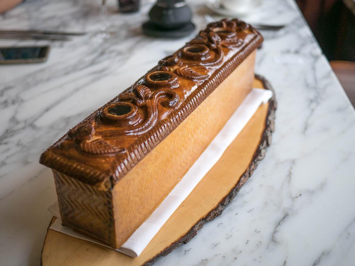 Noble pâté croûte Bozar Brasserie